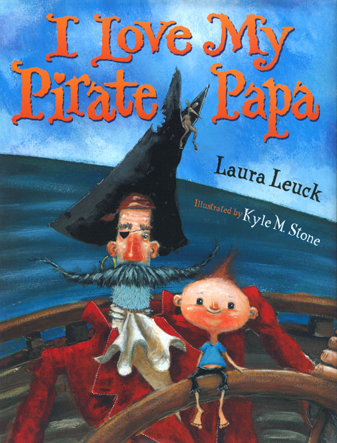 Pirate Day - I Love My Pirate Papa