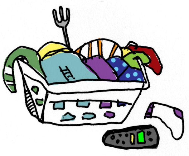Turning Me Straight - laundry