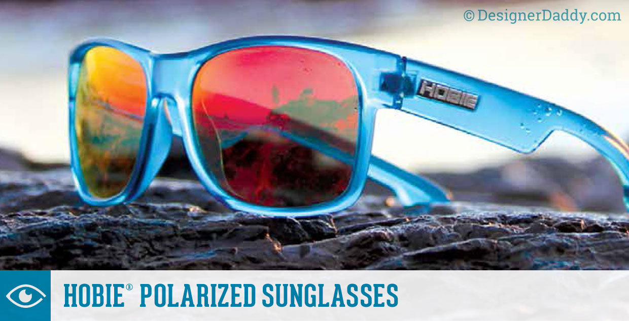 Father's Day Gift Guide & GIveaway - Hobie Polarized Sunglasses