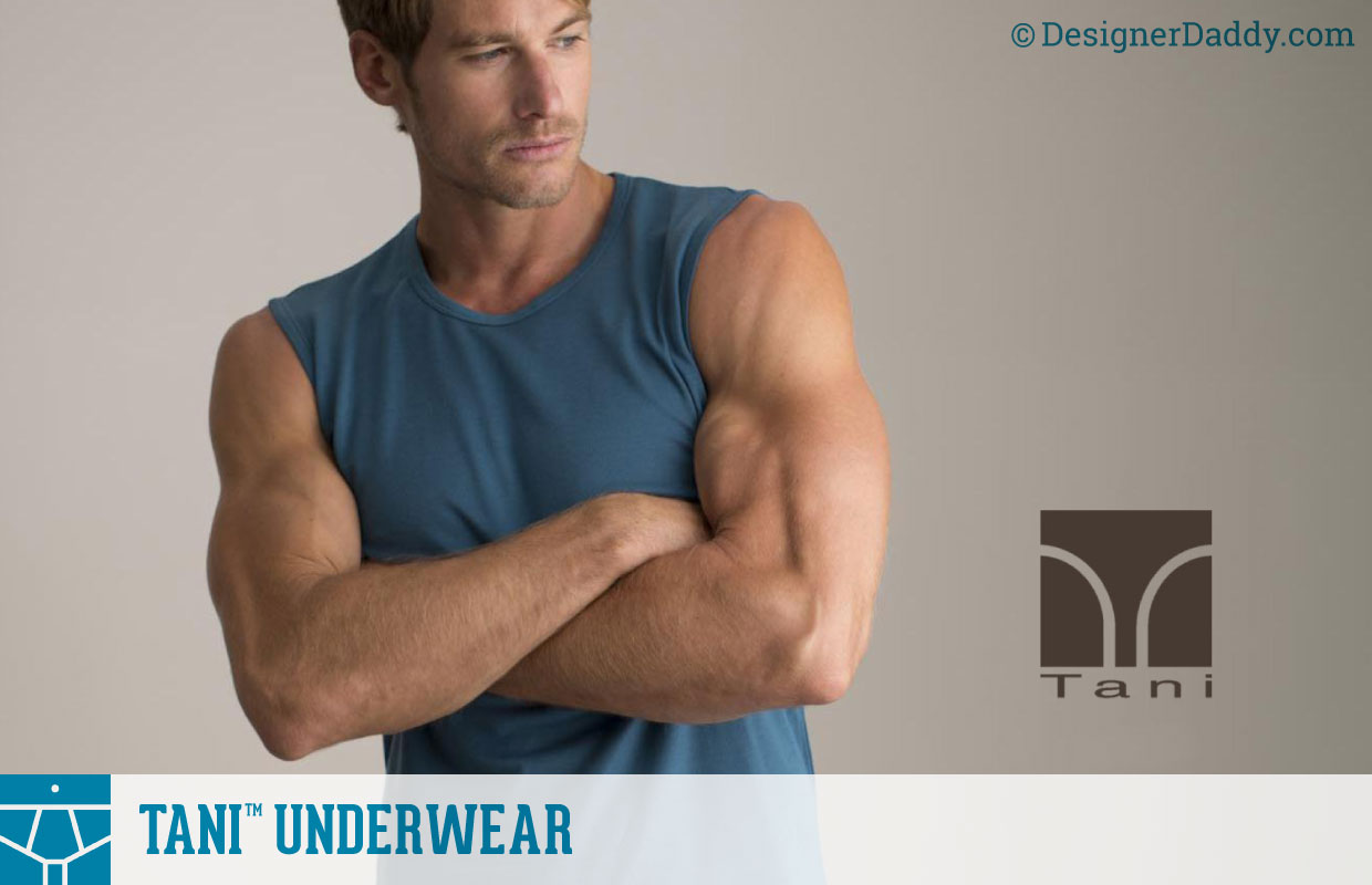 Father's Day Gift Guide & GIveaway - Tani Underwear