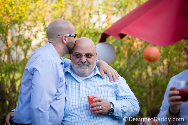 gay wedding - frank and mike