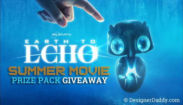 Earth to Echo Designer Daddy Giveaway