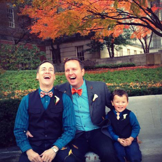 Father's Day - Gay Dads - Married