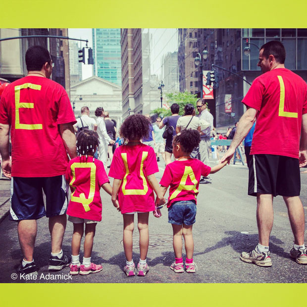 Father's Day - Gay Dads - Equal