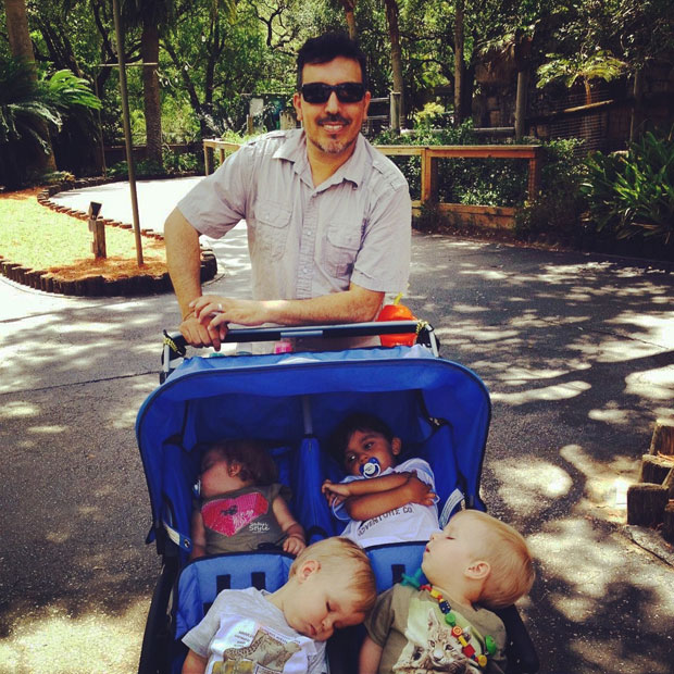 Gay Dads Are Awesome! - Juan