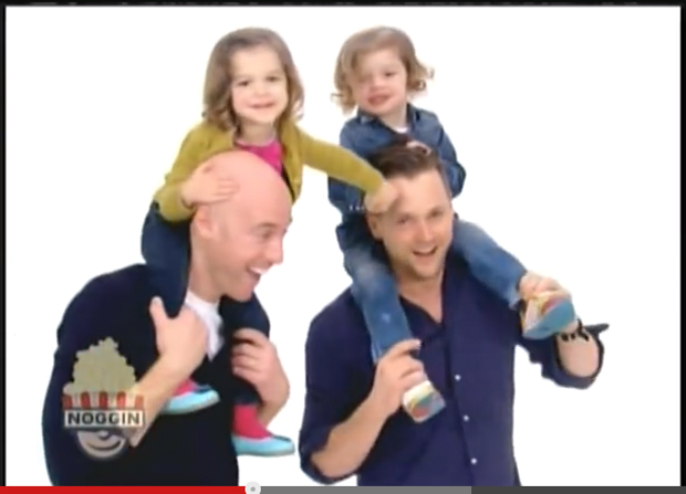 Laurie Berkner Band - Gay Dads