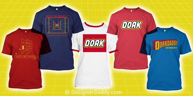 Dordaddy Tees - DesignerDaddy.com