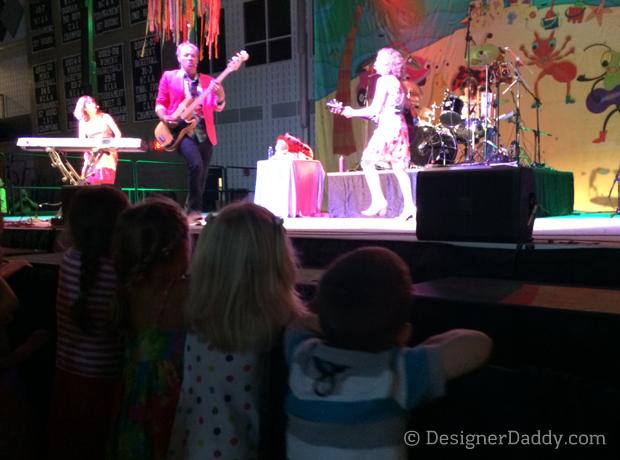 Laurie Berkner Band - Designer Daddy