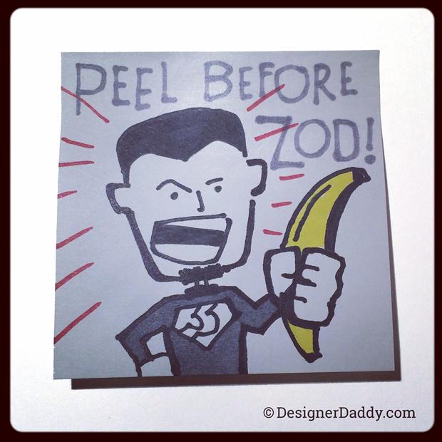 SuperLunchNotes zod - Designer Daddy