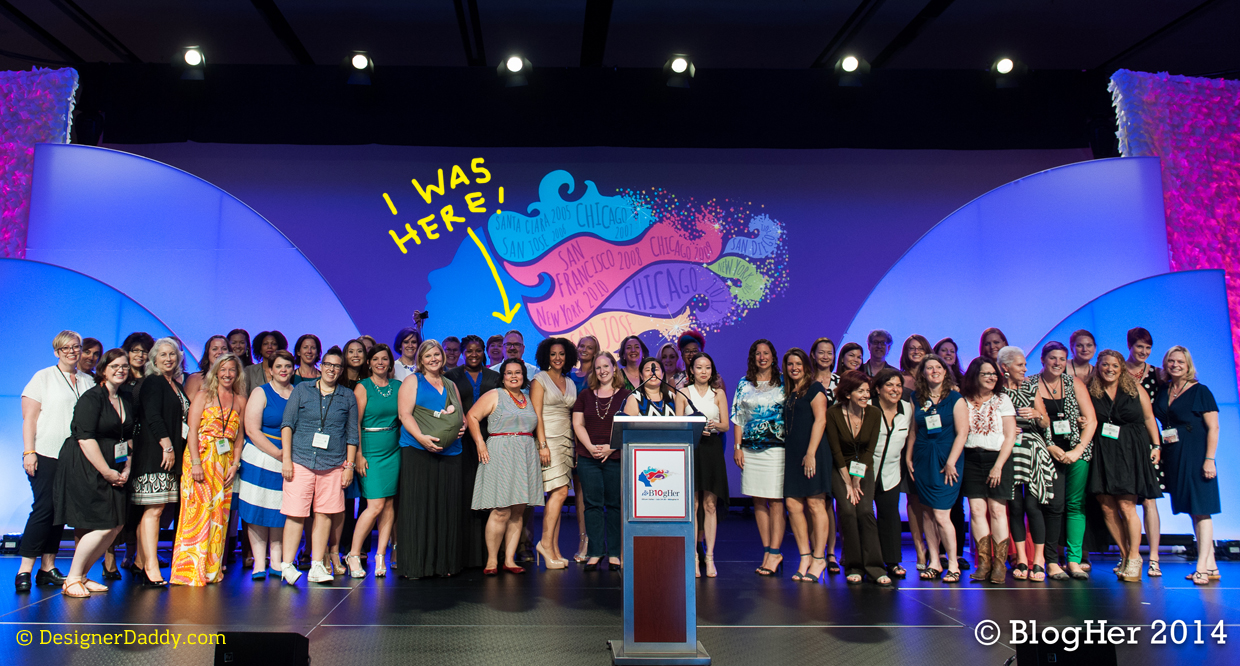 BlogHer Voice Of The Year Honorees 2014