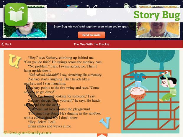 Designer Daddy - Story Bug