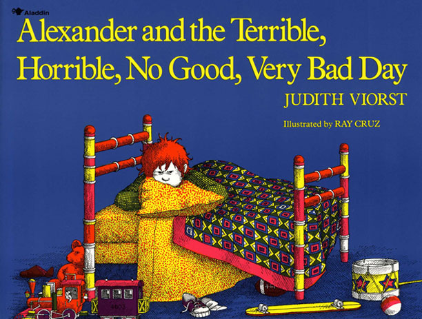 Judith Viorst - Alexander and the Terrible book