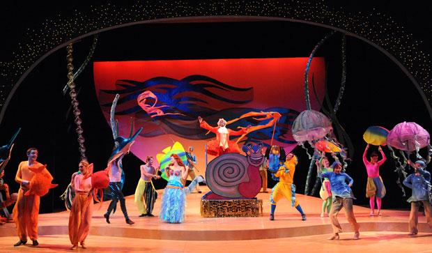 Disney's Little Mermaid - Under the Sea