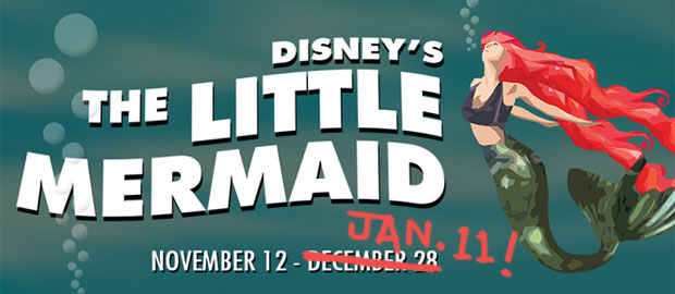 Disney's Little Mermaid Olney Theatre