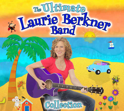 Laurie Berkner Band 2014 Kindie Music