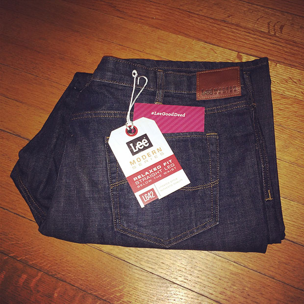 Lee Jeans Good Will