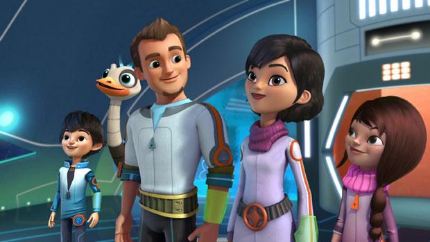 Disney Junior - Miles from Tomorrowland