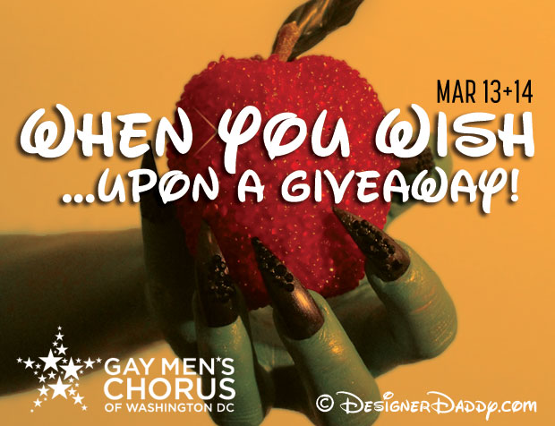 WHEN YOU WISH GMCW CONCERT GIVEAWAY - disney songs