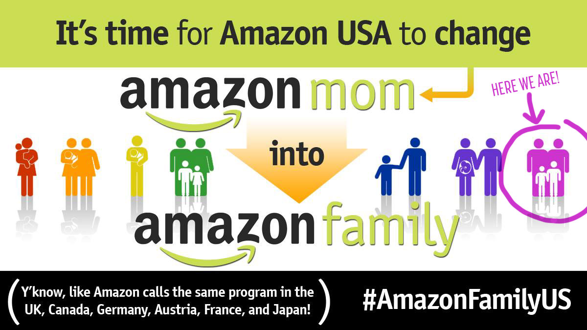 #AmazonFamilyUS - Amazon Family Gay Dads