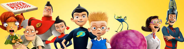 non-traditional family - meet the robinsons
