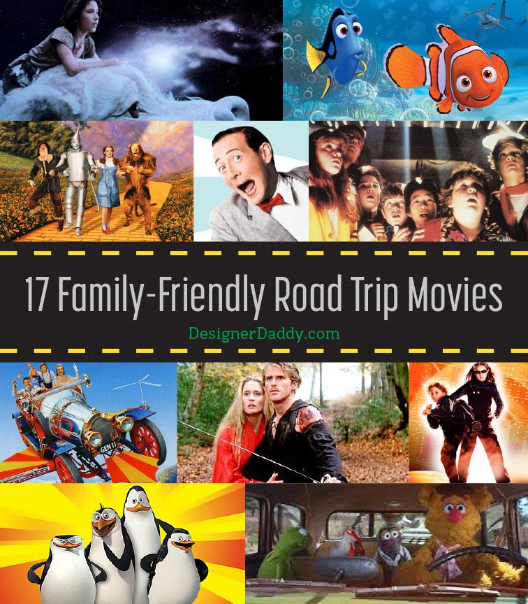 17 Family-Friendly Road Trip Movies