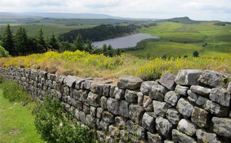 Oren Miller Hadrian's Wall