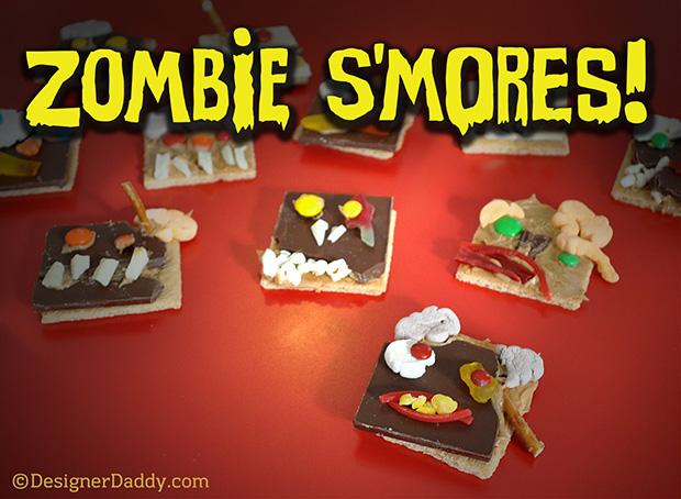 Zombie S'mores!