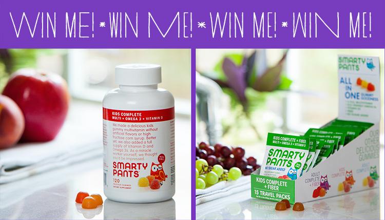 Things My Kid Has Eaten - SmartyPants Vitamins