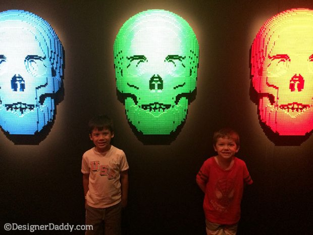 Philadelphia family fun — Franklin Institute