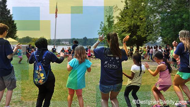 Camp Kesem summer camp