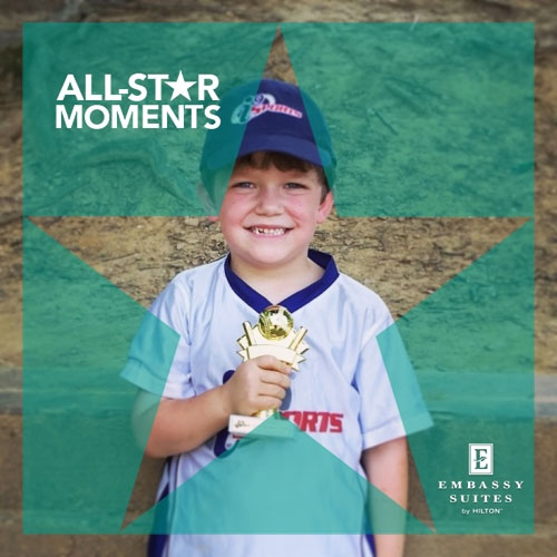 All-Star Moments Embassy Suites