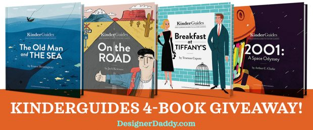 KinderGuides book giveaway