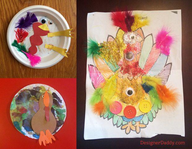 Thanksgiving Evolution