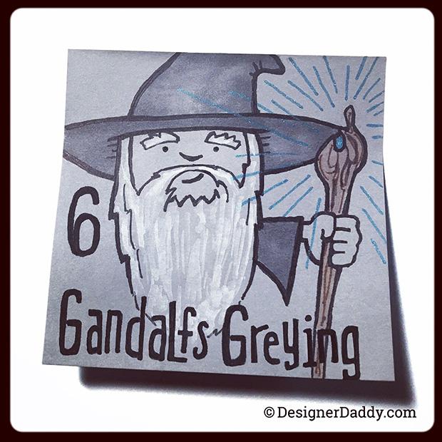 12 days of christmas gandalf