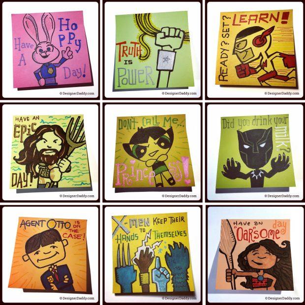 Doodles, Diversity & SuperLunchNotes