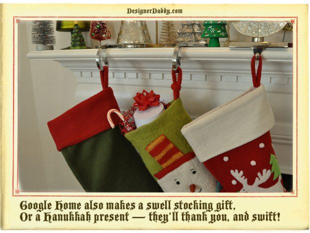 Google Home helps parents play Santa