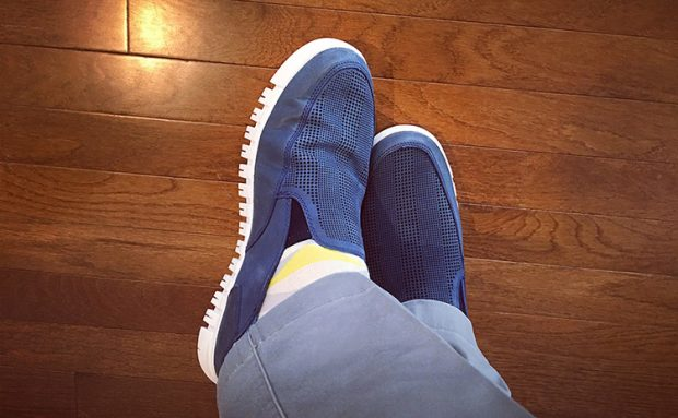 Jambu stylish shoes for the modern dad