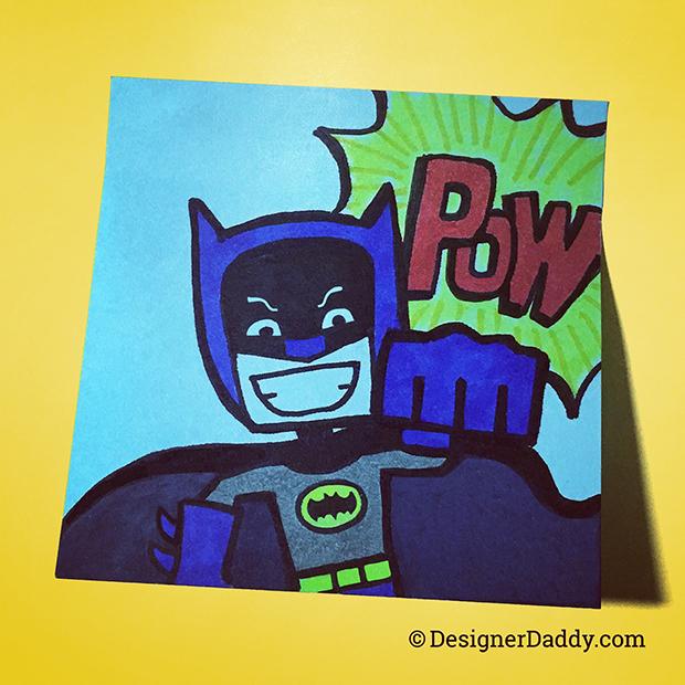 RIP Adam West Batman