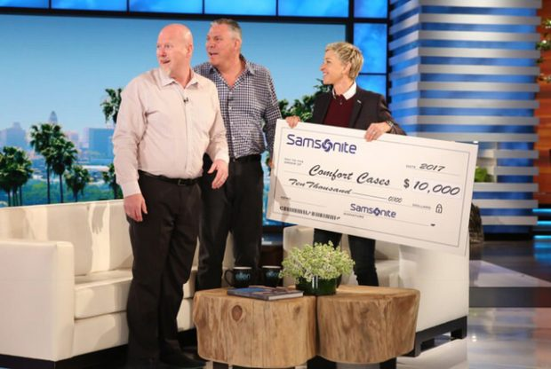 Comfort Cases on Ellen