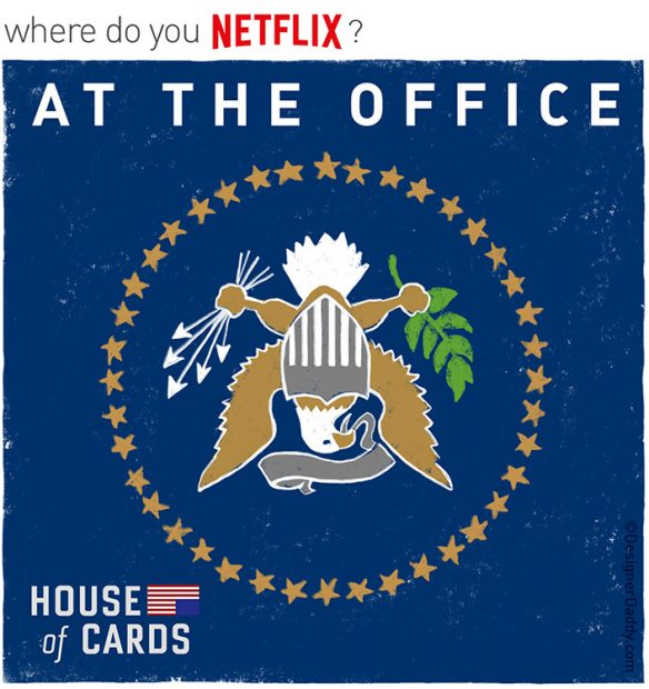 Where Do You Netflix?