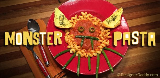 Monstrously Delicious Back-to-School Meals with Barilla