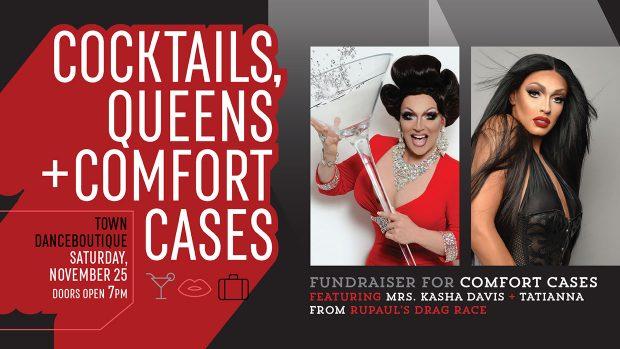 Comfort Cases Fundraiser
