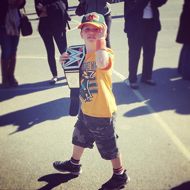 November SuperLunchNotes John Cena