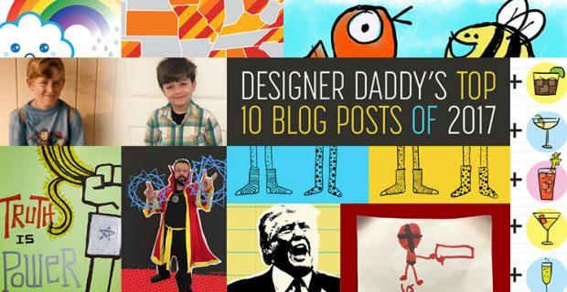 Designer Daddy Best of 2017