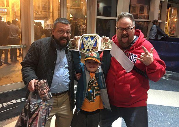 January SuperLunchNotes: WWE