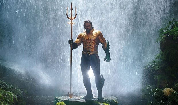 Aquaman movie review