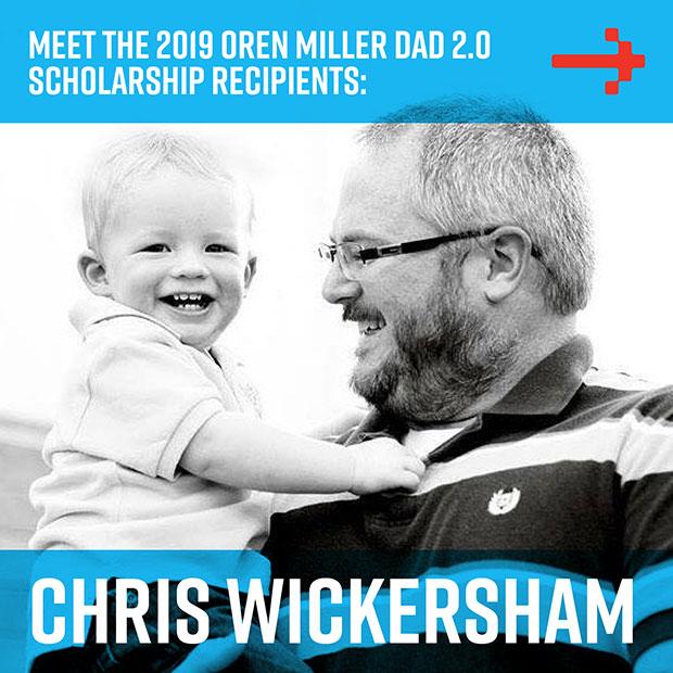 Oren Miller Dad 2.0 Scholarship
