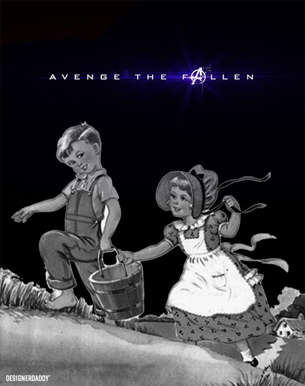 Avenge the Fallen Nursery Rhymes
