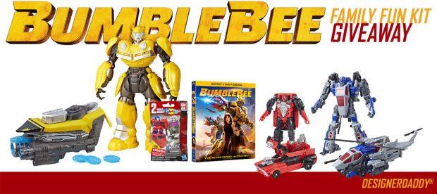 Bumblebee Giveaway
