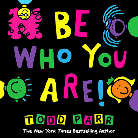 Summer Reading - Be Who You Are